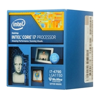Intel Core i7-4790 3.6 GHz 1150 Boxed Processor