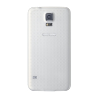 Samsung Wireless Charging Battery Door for Galaxy S5 - White