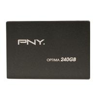 """PNY Optima 240GB Sata III 6Gb/s 2.5"""" Internal Solid State Drive SSD7SC240GOPT-R"""
