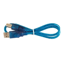 USB A to B cable 19.68