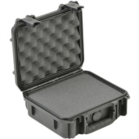 "SKB Corporation Small Military-Standard Case 4"" Deep with Cubed Foam"