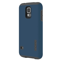 Incipio Technologies DualPro Hard Shell Case for Samsung Galaxy S V - Navy/Gray