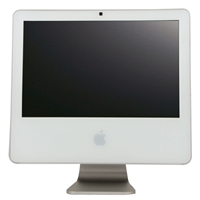 "Apple iMac MA710LL/A 17"" All-in-One Desktop Computer Pre-Owned"