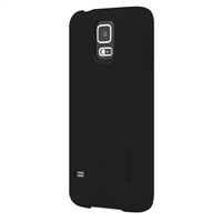Incipio Technologies Feather Ultra Thin Snap on Case for Samsung Galaxy S V - Black