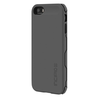 Incipio Technologies offGRID Rugged Battery Case for iPhone 5/5s - Grey