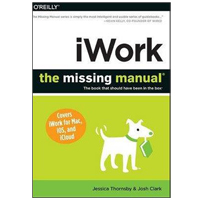 O'Reilly IWORK MISSING MANUAL