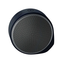 Logitech X100 Mobile Wireless Speaker-Grey