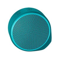 Logitech X100 Mobile Wireless Speaker-Green