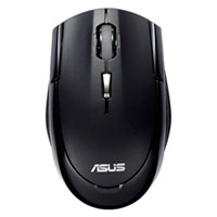ASUS WX470 Wireless Laser Mouse - Black