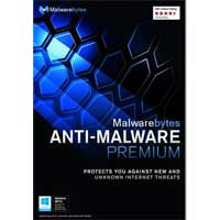 Malwarebytes Anti-Malware Premium 3-Users 1-Year (PC)