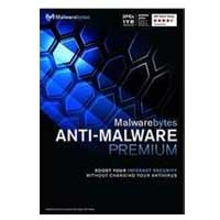Malwarebytes Anti-Malware Premium - 3 Devices, 1 Year OEM (PC)