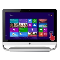 "HP ENVY 23se-d494 23"" TouchSmart All-in-One Desktop Computer Refurbished"
