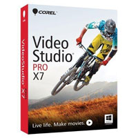 Corel VideoStudio Pro X7 - 1 User (PC)