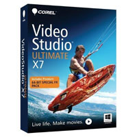 Corel VideoStudio Ultimate X7 (PC)