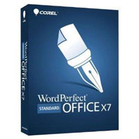 Corel WordPerfect Office X7 - Standard Upgrade (PC)