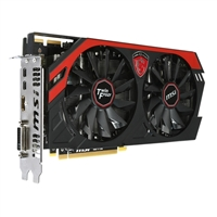 MSI AMD Radeon R9 280 3072MB PCIe 3.0 x16 Gaming Video Card