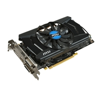 MSI AMD Radeon R7 265 Overclocked 2GB GDDR5 PCIe 3.0x16 Video Card