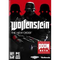 Bethesda Wolfenstein The New Order (PC)