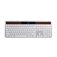 Logitech K750 Wireless Solar Keyboard for Mac - Refurbished