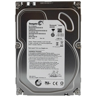 "Seagate Barracuda Green 2TB 5,900 RPM SATA 6.0Gb/s 3.5"" Internal Hard Drive ST2000DL003 - Bare Drive"