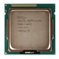 Intel Core i5 3570K 3.4Ghz Socket LGA 1155 OEM Processor