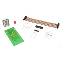 Cyntech Seven Segments of Pi - Challenge Kit