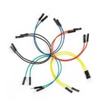 Cyntech Jumper Wires - 10 Pack M/F