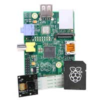 MCM Electronics Raspberry Pi Model B 8GB Noir Camera Kit