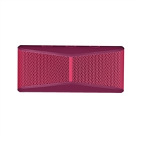Logitech X300 Wireless Mobile Stereo Speaker - Red