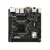 MSI Z97I LGA 1150 ATX intel Motherboard