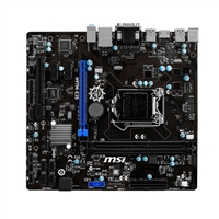 MSI H97M-E35 Socket 115 mATX Intel