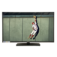 "Element 40"" Class Refurbished 1080p Roku Ready LED HDTV"