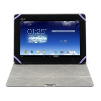 "Kensington Comercio Fit Universal Folio Case for 10"" Tablets - Purple"