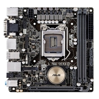 ASUS H97I-PLUS LGA 1150 mini-ITX Intel Motherboard
