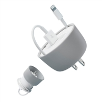 Quirky Inc. PowerCurl Mini Grey