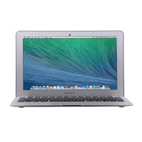 "Apple MacBook Air MD711LL/B 11.6"" Laptop Computer - Silver"