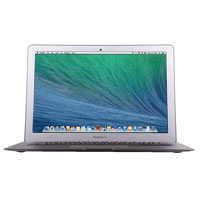 "Apple MacBook Air MD760LL/B 13.3"" Laptop Computer - Silver"