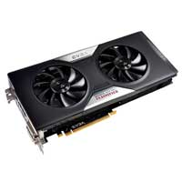 EVGA 03G-P4-2887-KR NVIDIA GeForce GTX 780 Ti 3072MB Classified Double-BIOS ACX PCIe 3.0x16 Video Card