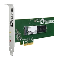 Plextor M6e Series 512GB PCIe 2.0 x2 Internal Solid State Drive PX-AG512M6e