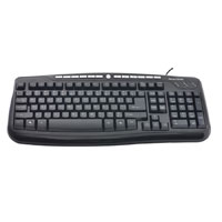 Gear Head Gear Head KB3850MPU USB Media Pro III Keyboard