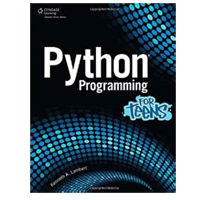Cengage Learning PYTHON PROG FOR TEENS