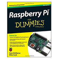 Wiley RASPBERRY PI DUMMIES 2/E