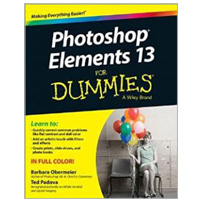 Wiley Photoshop Elements 13 For Dummies, 1st Edition
