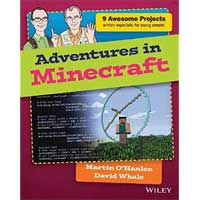 Wiley Adventures in Minecraft