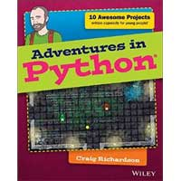 Wiley ADVENTURES IN PYTHON