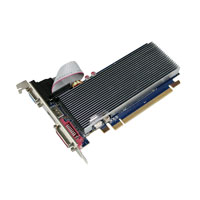 Diamond Radeon R5 230 PCI-E DDR3 1GB Graphics Card Fanless Low-Profile DVH