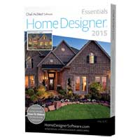 Chief Architect Home Designer Essentials 2015