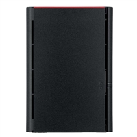 BUFFALO LinkStation 220 4TB (2 x 2TB) Personal Cloud Storage with Hard Drives Included (LS220D0402)