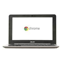 "ASUS C200MA-DS01 11.6"" Chromebook - Black"