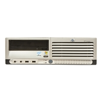 HP DC7700 Windows 7 Professional Desktop Computer Refurbished